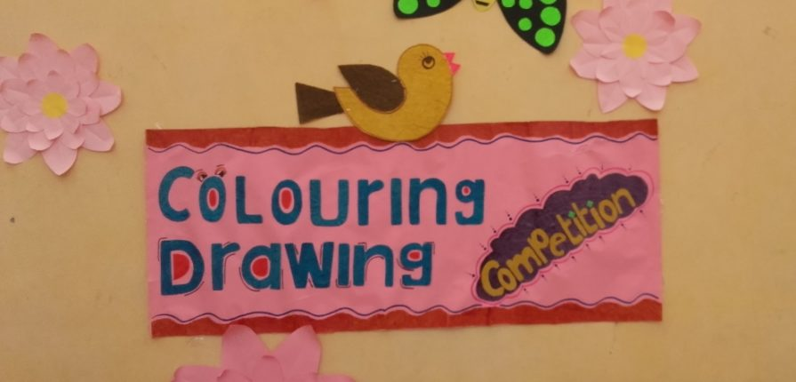 Drawing Competition 2019 – Tapovan International School